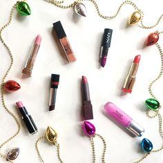 Belle de Couture: 8 Holiday Lip Colors from CVS! #cvsbeauty #ad