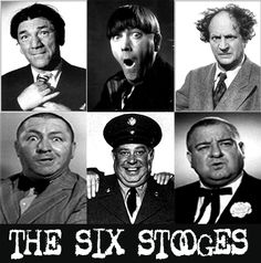 Heads of Activision, EA, Bethesda, Ubisoft, Blizzard and (B&W) Great Comedies, Classic Comedies, The Stooges, The Three Stooges, I Movie, Movie Stars, Abbott And Costello, Laurel And Hardy, Online Photo Gallery