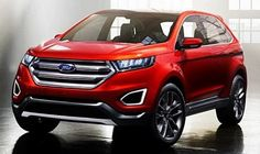 2017 Ford Everest Redesign, Release