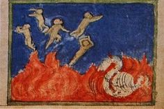 Illustrations from manuscripts of the 15th century Aurora Consurgens sometimes attributed to Thomas Aquinas, 38 fine watercolour drawings. - Back to graphics, emblems, etc. -