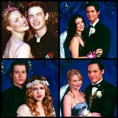 Roswell prom. Crying. (But happy because Tess is DEAD >:D ) this was my show!!