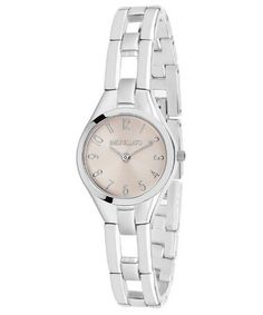 Features: Stainless Steel Case Stainless Steel Bracelet Quartz Movement Caliber: Mineral Crystal Rose Dial Analog Display Solid Case Back Jewellery Clasp Water Resistance Approximate Case Diameter: Approximate Case Thickness: Back Jewelry, Jewelry Clasps, Jewellery, Gaia, Stainless Steel Bracelet, Stainless Steel Case, Luxury Watches, Rolex Watches, Online Watch Store