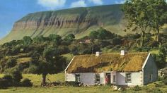 Irish Thatched Cottages in Ireland | Traditional Irish Thatched Cottage in Sligo