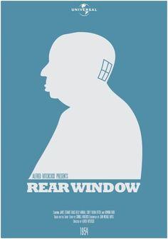 Rear Window, my absolute favorite movie ever.