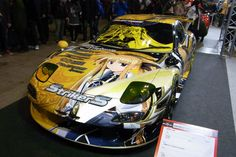 Japanese Cosplay Car = ITASYA(痛車)