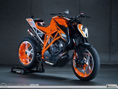 Wallpaper 2014 Ktm Super Duke 1290 R Patriot Edition