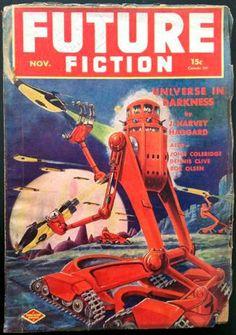 Future Fiction November 1940