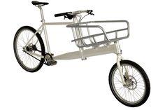 KiBiSi launches cargo bike for urban commuters.