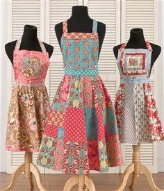 Pretty aprons