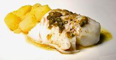 Blond Kitchen: Turskaa kaprisvoikastikkeessa ja wasabi-perunaa