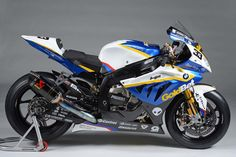 XXX: BMW Motorrad GoldBet WSBK Spec S1000RR Photo More