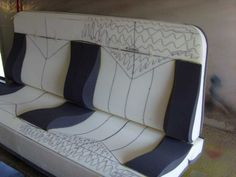 where can I buy a hot rod style bench seat ? - Ford Truck Enthusiasts Forums