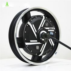 Brushless Hub Motor for electric scooter Electric Bike Kits, Electric Scooter, Electric Motor, Electric Cars, Electric Vehicle, Motorcycle Wheels, Motorcycle Design, Vespa, Scooters