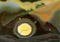 Arthur Dove, Nature Symbolized, No. 2, 1911, pastel on paper, 45.8 x 55 cm (Art Institute of Chicago)