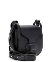 mytheresa.com - Daria leather shoulder bag - Luxury Fashion for Women / Designer clothing, shoes, bags