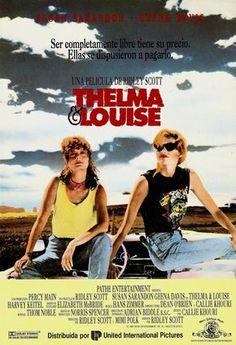 ✓ Thelma e Louise