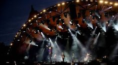 ROLLING STONES at Roskilde Festival 3 July 2014