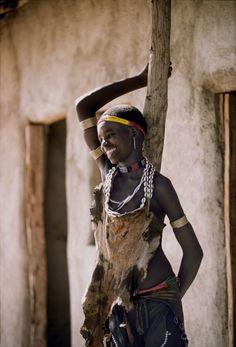 Omo Valley Ethiopia, Photo K Nomachi