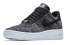 Nike Releases Another Quai Treatment With The Air Force 1 Low Flyknit