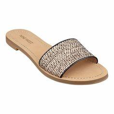 Summers slide sandals