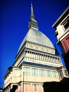 Mole Antonelliana, Torino. My Iphone