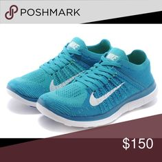 Nike free fly knit 4.0 in GUC Good used condition! I also have a purple pair that are a lot newer! These shoes are the best for everything, super comfortable and flexible! Nike Shoes Sneakers
