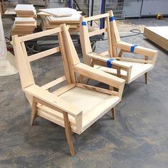 Anthony Lawrence Belfair Upholstery Frames