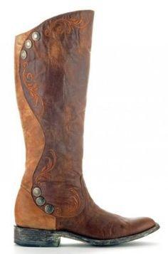 Rustic Vintage Cowgirl | Modern West Meets Vintage Cowgirl