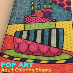 free adult pop art coloring pages top 10 reasons why adults need their own adult