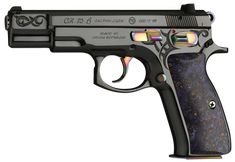 New Military 1911A1 and 40th Anniversary CZ-75B From CZ-USA