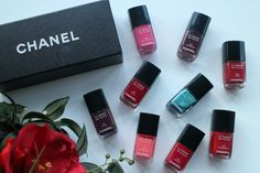 Chanel Nail Polish Collection