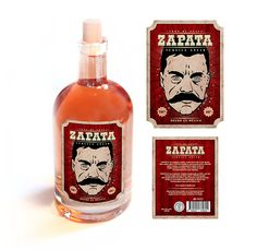 Viva Zapata (Student Project) on Packaging of the World - Creative Package Design Gallery