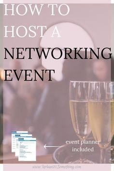 Hosting a networking event has all sorts of benefits to it. You can create your .-Hosting a networking event has all sorts of benefits to it. You can create your … Hosting a networking event has all sorts of benefits to… - Planning School, Event Planning Tips, Event Planning Business, Business Events, Corporate Events, Event Guide, Business School, Event Ideas, Business Tips