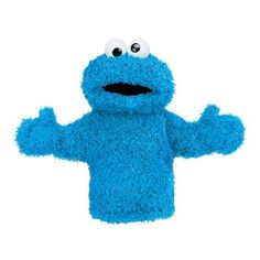 Our Sesame Street hand puppet series brings all your child's favorite characters to life. Put on a puppet show with several or use one to tell a story or as a. Sesame Street Puppets, Sesame Street Toys, Cookie Monster Puppet, Living Puppets, Monster Hands, Ty Toys, Childrens Gifts, Baby Cartoon, Plush Animals