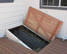 Building A Bilco Cellar Door For Old Farmhouse Ideas
