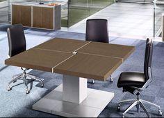 Small Karan meeting table by Antoni Arola