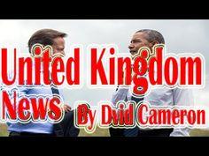 President David Cameron  News Today | United Kingdom 30 August 2016 | Da...
