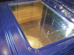 Easy Way to Clean your Oven Door