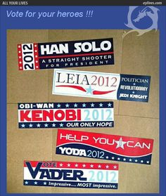 Vote for your heroes !!!