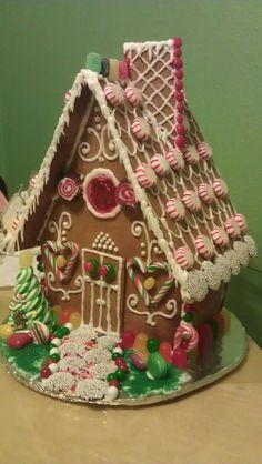 2011 Gingerbread House   I used the Elfin Cottage pattern fr…   Flickr