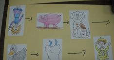 We celebrated letter S by reading and doing activities with the book Silly Sally by Audrey Wood. On Monday we took a picture wa...