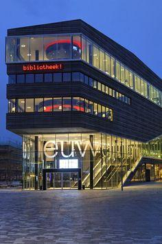 Librería Almere en Holanda
