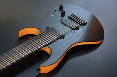 "Lepsky Guitars ""piece of art"""