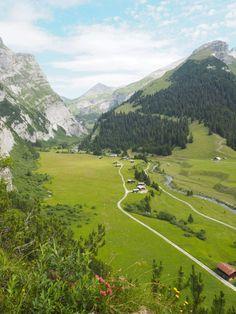 Summer in Flims, Switzerland – Hiking, Via ferrata, turquoise lakes, etc