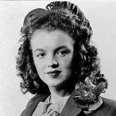 14 year old Norma Jean 1940