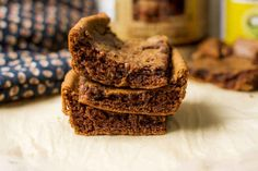 The Grain-Free Sugar Free Brownie And other recipes maybe for desserts