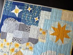 in the sky, a storm by StitchedInColor, via Flickr