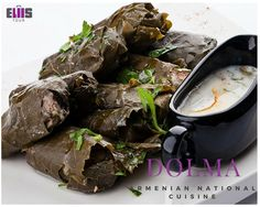 Tolma. Armenian National Cuisine #cuisine #delicious #food #restaurant #home