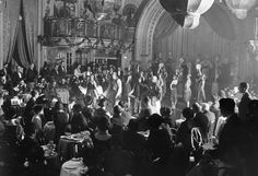 An afternoon cabaret from 1924.
