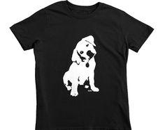 Labrador Retriever Puppy Kids T-shirt, Labrador Youth Shirt, Labrador T Shirt, Personalized Niece Gift, Granddaughter Gift, Labrador Gifts